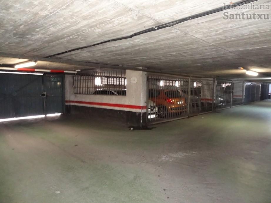 Alquiler de parcela de garaje