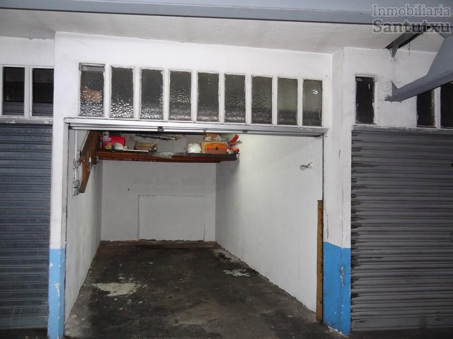 Garaje en el centro de Santutxu