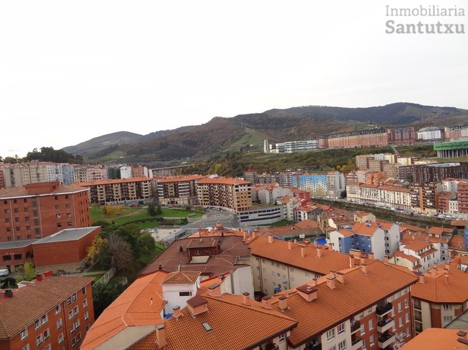 ¡Impresionantes vistas a Bilbao!